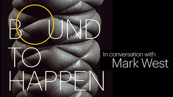 Bound to Happen: In Conversation with Mark West | The Cooper Union