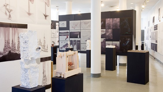 selected graduate design studio projects | the cooper union