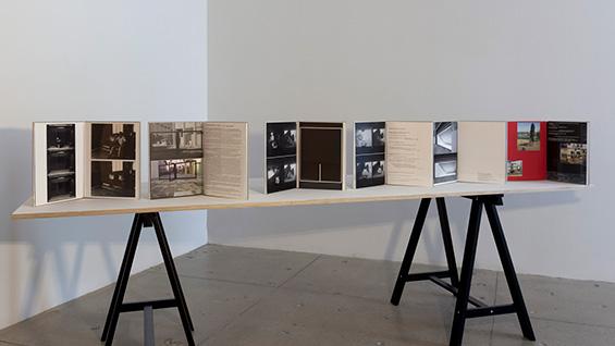 Maria Nordman's 'GEO-AESTHETICS: a filmic medium'