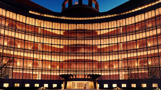 The John Joseph Moakley United States Courthouse. Photos by Steve Rosenthal courtesy of Pei Cobb Freed & Partners