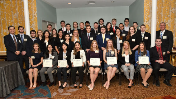 2018 The Moles Student Scholarship Recipients