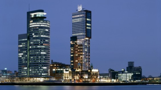 Montevideo, Rotterdam Netherlands