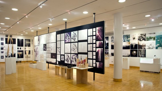 Installation view, The Critical Moment: Architecture in the Expanded Field