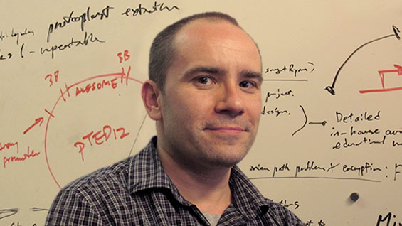 Prof. Oliver Medvedik. Photo courtesy Oliver Medvedik