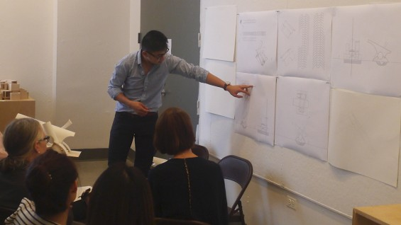 Introduction to Architecture, final review, summer 2014