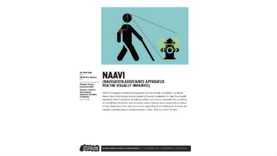 [STUDENT POSTER] N.A.A.V.I.