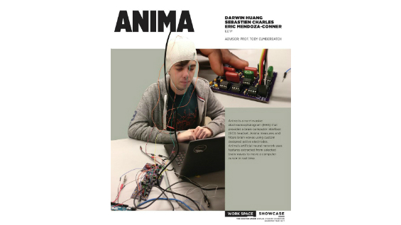 [STUDENT POSTER] ANIMA