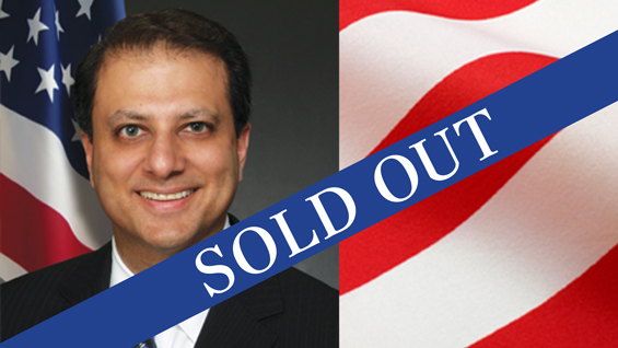 Preet Bharara: Sold Out