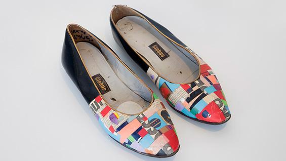 Regina's Shoes, 1982