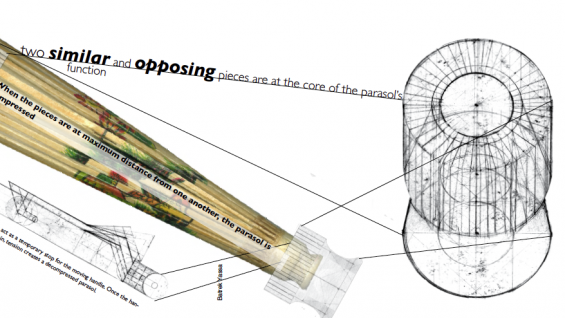 Student work: Introduction to Architecture, Batrek Yassa, summer 2013