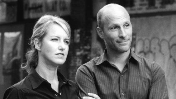 Taryn Christoff and Martin Finio of Christoff:Finio. Images courtesy of Christoff:Finio