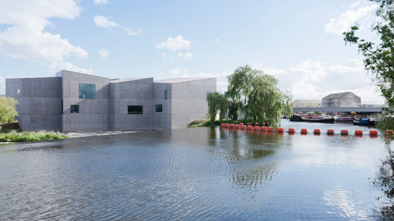 David Chipperfield Architects, The Hepworth Wakefield, West Yorkshire | copyright Iwan Baan