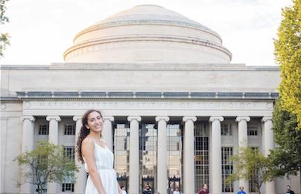 Engineering Alumna Wins Soros Fellowship