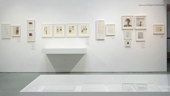 Array of works by George Maciunas, 1952 - 78