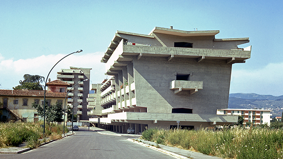 "Tower House ""La Nave"" Sorgane, Florence 1962-1966"
