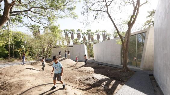 Tatiana Bilbao ESTUDIO | Culiacán Botanical Garden | Culiacán, Mexico | 2004-ongoing | Photograph by Iwan Baan