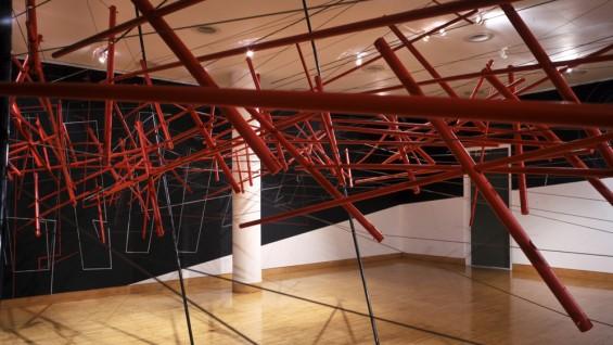 The Storm, Lebbeus Woods, 2002