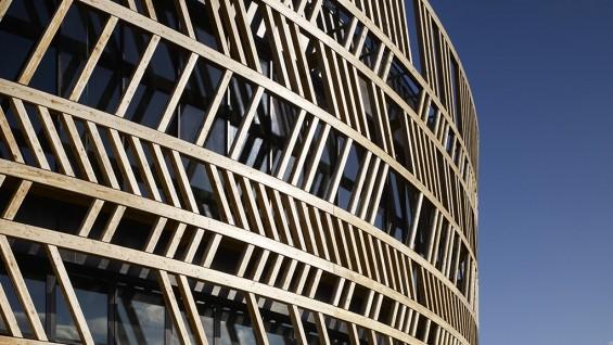 Bernard Tschumi Architects, Alésia MuséoParc | photo by Christian Richters
