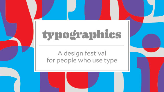 Typographics 2016 banner