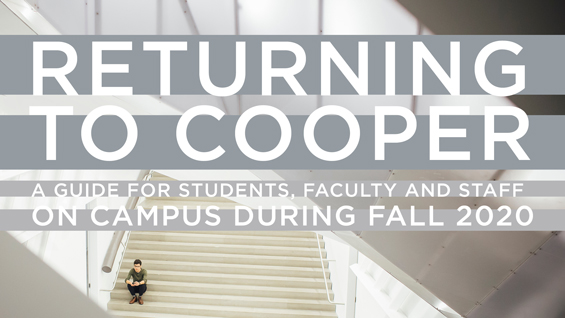 Returning to Cooper Guide
