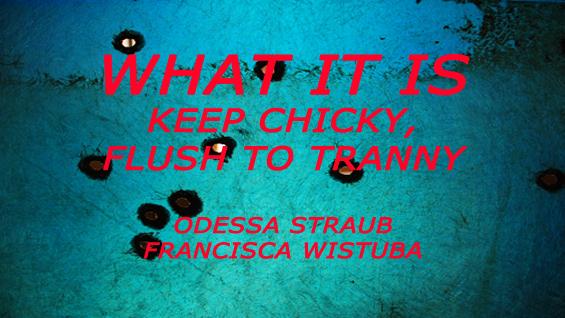 Odessa Straub / Francisca Wistuba
