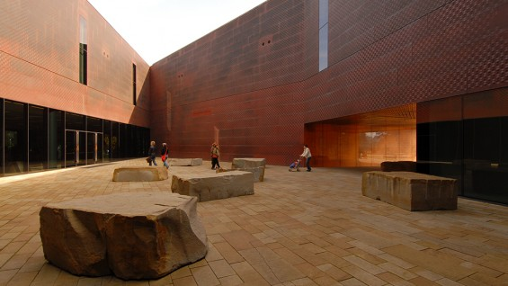 Hood Design Studio, The New deYoung Museum | courtesy of the firm