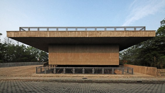 10-Year Museum, Anren, China, 2012 | photo: He Shu