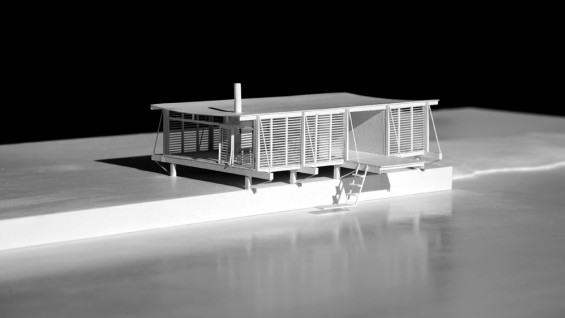 Cocoon House: Paul Rudolph with Ralph Twitchell, 1951