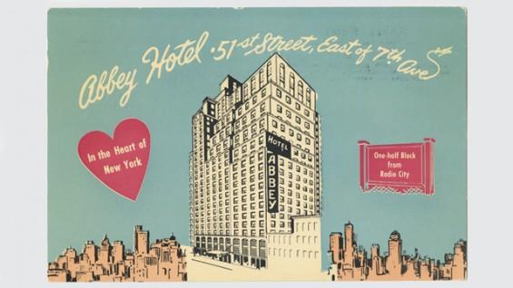 Abbey Hotel.
