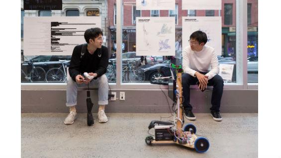 Assistive VR Telepresence Robot