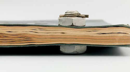 The Return of a Bolted Book
