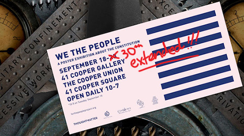 """We the People"" Exhibition"