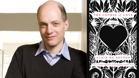 Alain de Botton. Photo by Vincent Starr