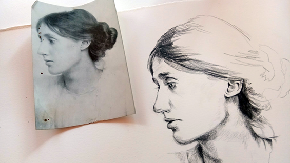 Drawing for Absolute Beginners with Julia Hickey