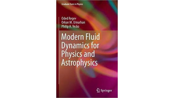 Modern Fluid Dynamics for Physics and Astrophysics jacket