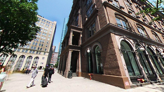 Cooper Union Foundation Building