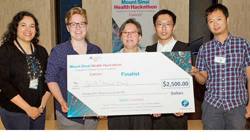 Healthcare-Focused Student Works Win Prizes