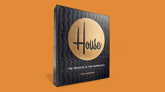 House Industries book jacket