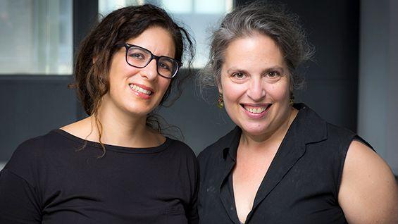 Gwen Hyman & Martha Schulman