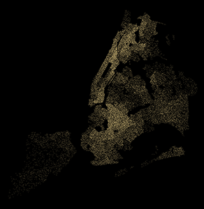 Dot Density Map