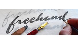 Freehand Letteringr