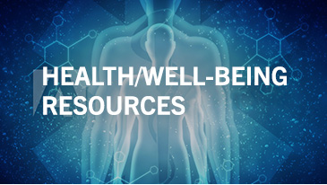 Health & Well Being Resources