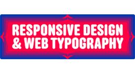 Responsive Design & Web Typography