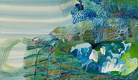Watercolor Landscape Workshop with Josette Urso