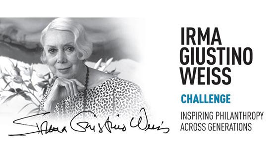 Irma Giustino Weiss Challenge
