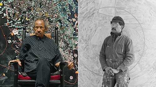 In Memoriam: Jack Whitten, Renowned Painter & Teacher