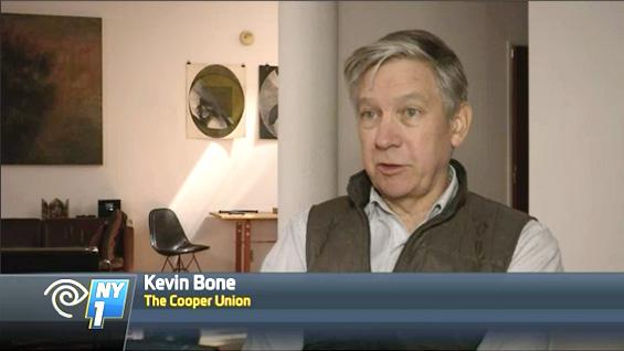 Kevin Bone on NY1