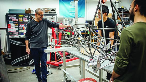 41 Cooper Square: Engineering Experimentation Lab