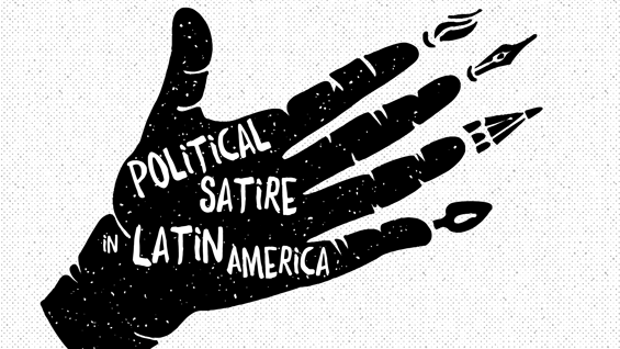 Political Satire in Latin America Poster