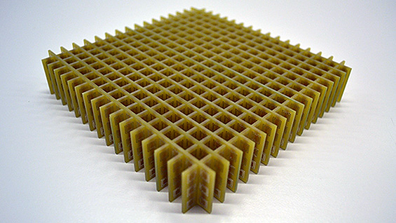 Marcus Michelen and Henry Kasen's metamaterial<br><br>